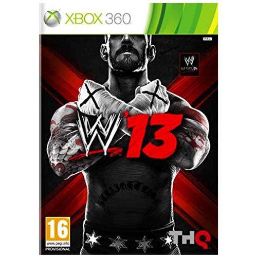 WWE 13- Xbox 360