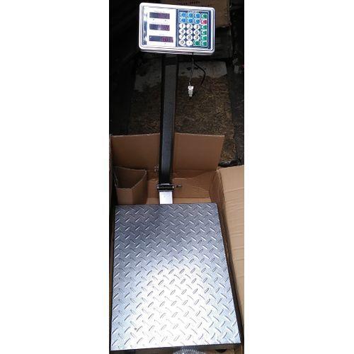 Camry Electronic Digital Platform Scale 150kg Chakared Plate Big Base