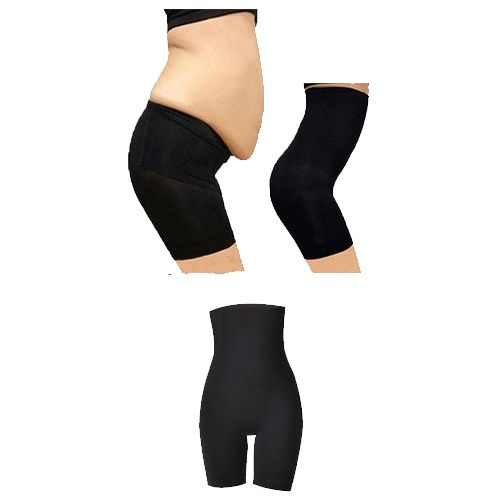 Magic High Waist Shapewear Tight - Black