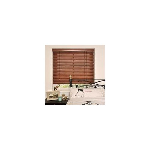 COFFEE WOODEN BLINDS