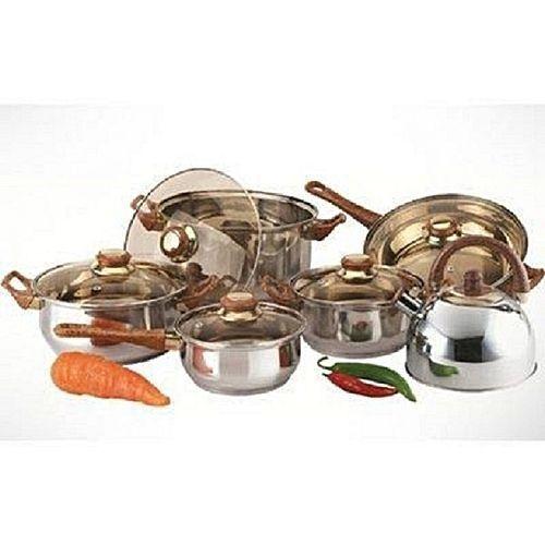 Set Of Kitchen Cookware