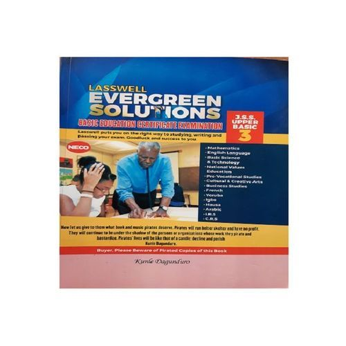 Lasswell Evergreen Solutions -NECO