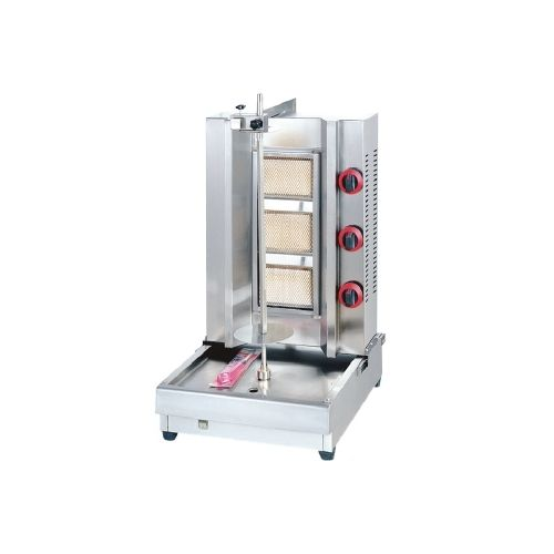 Commercial Shawarmer Grill Gas