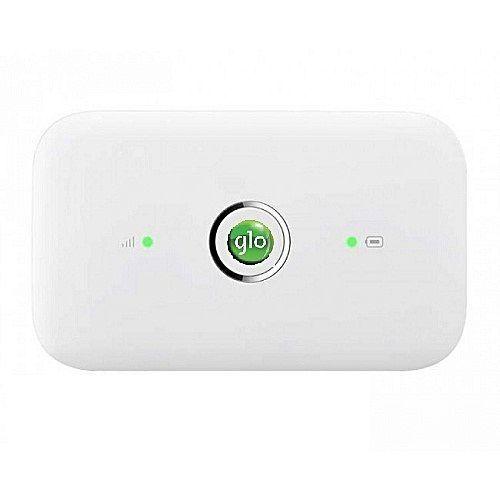 Glo 4G LTE MiFi Wifi + Free 16GB & 6 Months Recharge Bonus - White