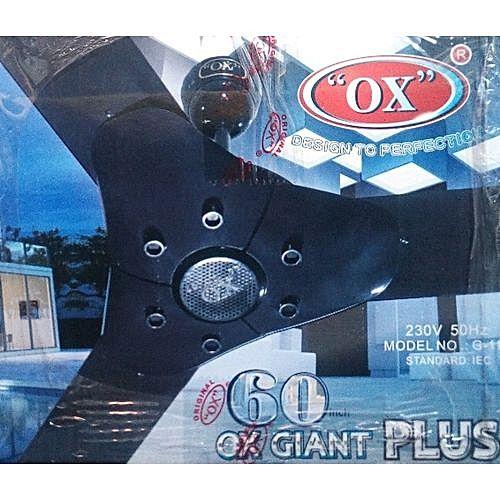 OX OX GIANT 60 PLUS CEILING FAN