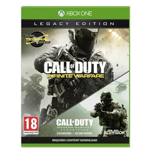 Call Of Duty: Infinite Warfare Legacy Edition: 2 Full Games In 1 - Xbox One