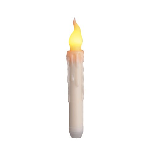 Led Long Electronic Candles Creative Simulation Tears