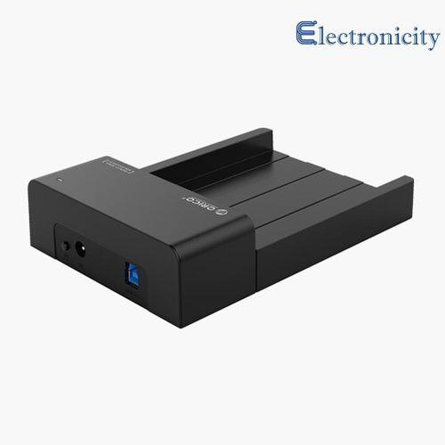 ORICO 6518US3 USB 3.0 To SATA External Hard Drive Lay-flat Docking Station RC-CB