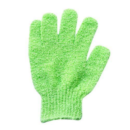 Fenhehu 2Pair Bath Scrub Mitt Gloves Massage Scrubber Shower Wash Skin Spa Shower Tool