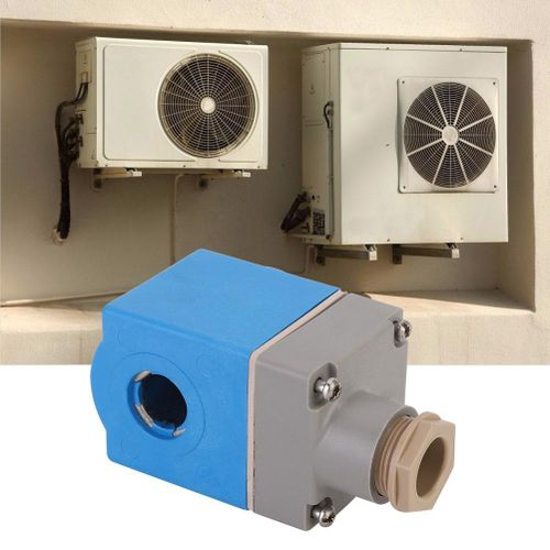 Solenoid Coil Air Conditioning Accessories Solenoid Valve With AC EVR 018F6701 220V / 50HZ Junction Box