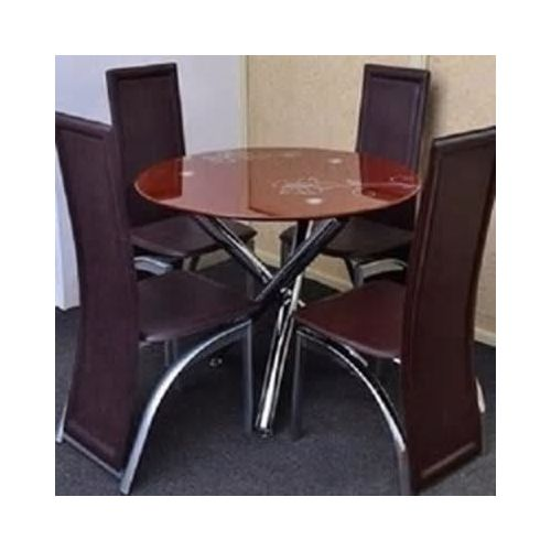 Dinning Table With Four Sitting Chairs (Delivery Within Lagos Only)