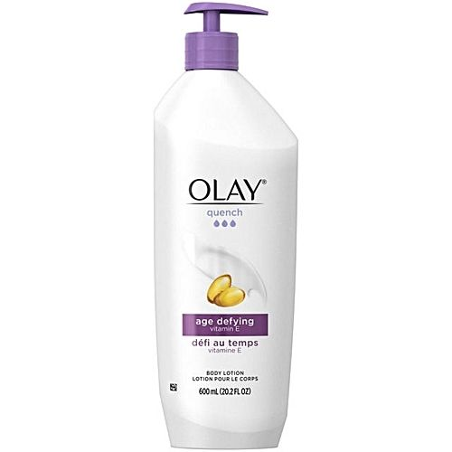 Quench Age Defying Body Lotion With Vitamin E (600ml)