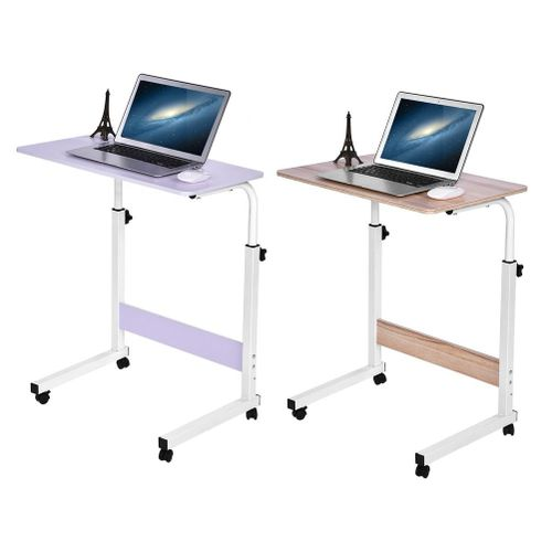 Height Adjustable Laptop Table Computer Desk Stand Bed