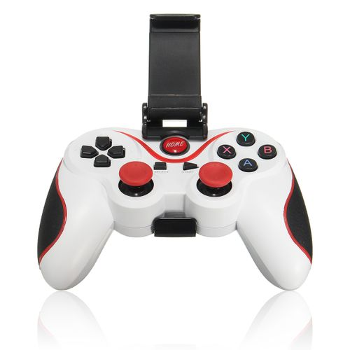 Wireless Bluetooth Gamepad Gaming Controller For Android Smartphone Tablet