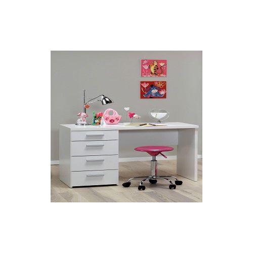 Whitman Desk, White (Delivered Within Lagos)