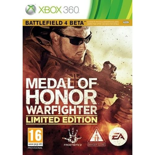 Medal Of Honor: Warfighter- Xbox 360