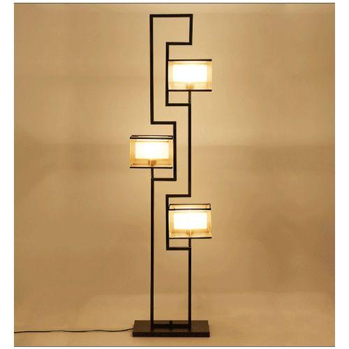 Three-step Floor Lamp