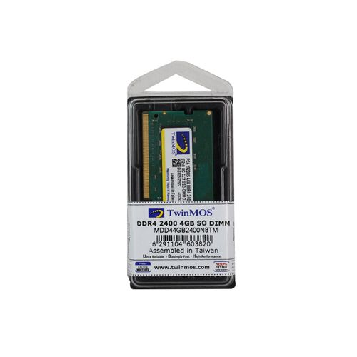 Ddr4 2400 4Gb So Dimm (For Laptop)