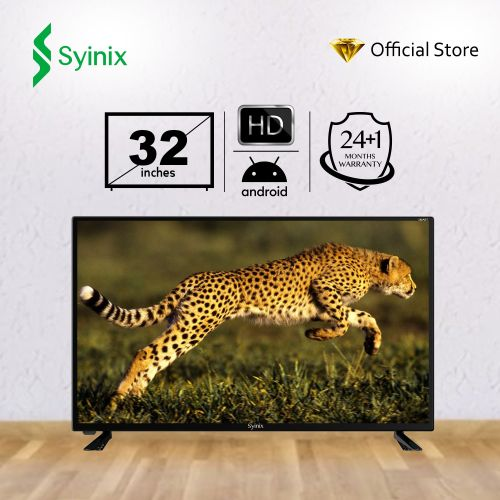 """32"""" Inch HD LED TV - A410 Series (32"""" Television)- Black"""