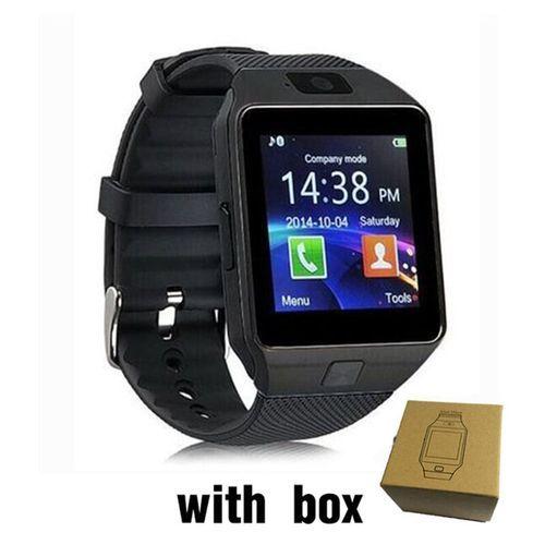 Smart Wrist Watch Phone (SIM Card, Memory Card, Camera Etc)