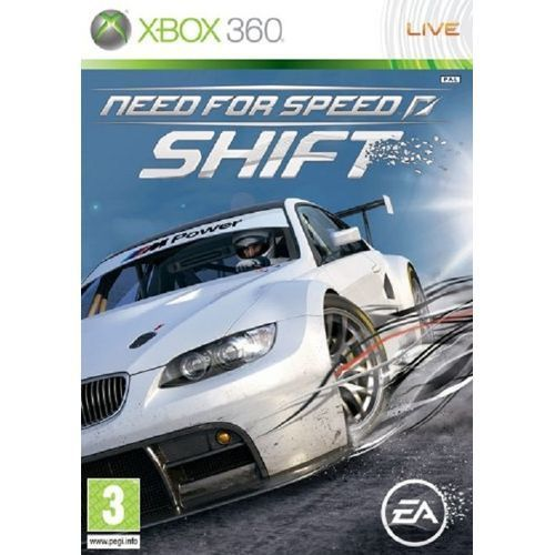 NEED FOR SPEED SHIFT [XBOX36 PAL