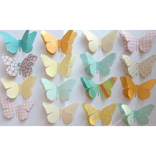 Easy Crafting DIY Butterflies