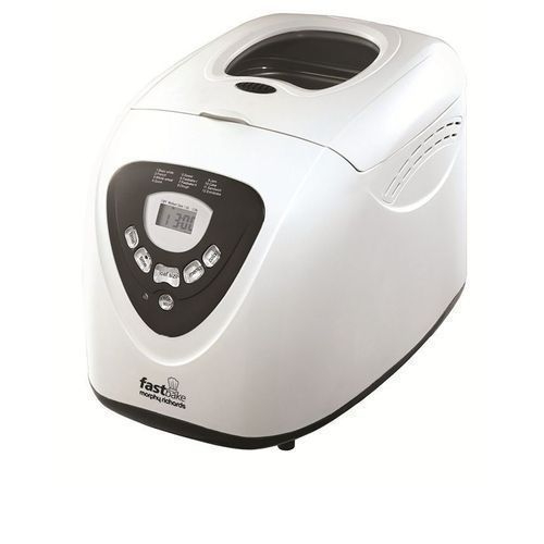 Multi-Use Fastbake Bread Maker + 12 Pre-Programmed Bake & Multi-Loaf Size Functions - 600W