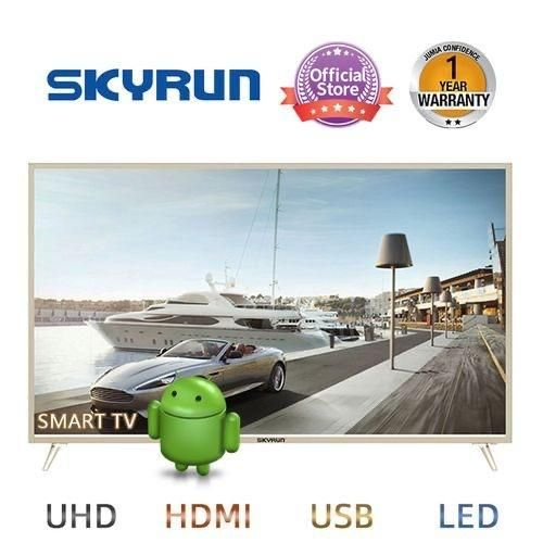 """55"" SMART 4K LED TV LED-55xM/N80D (black)"