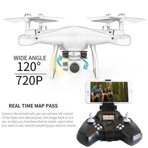 Drone With HD Camera Quadcopter SMRC WiFi Remote Control
