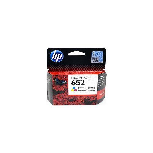 Hp 652 Colour Ink Catridge