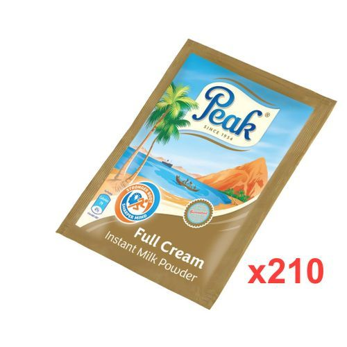 Powered Milk Sachet 16g X 210