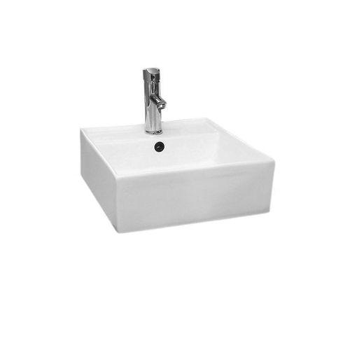 Art Hanging Wash Hand Basin - White