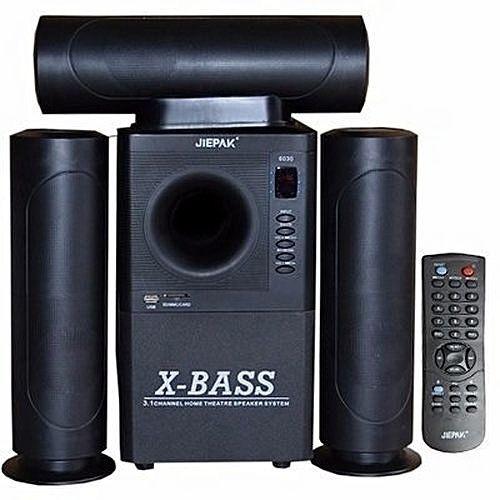 3.1ch Powerful X-Bass Bluetooth Home Theater Jp-6030