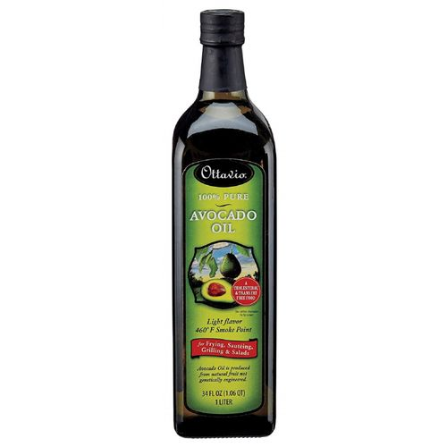 Ottavio Avocado Oil, 34 Fl Oz Glass Bottle