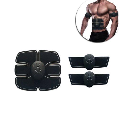 Smart ABS Stimulator Abdominal Muscle Toning Belt Fitness Trainer EMS Training