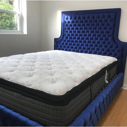 David King 6 By 7 Ft Bedframe Only