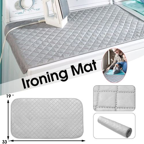 Ironing Mat Pad Washer Dryer Heat Resistant Blanket