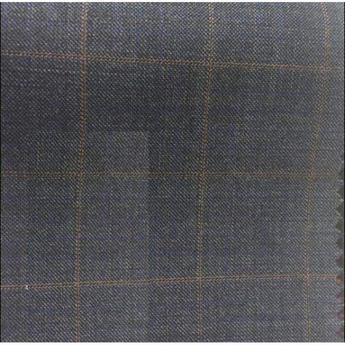 Men's Silhouette Native Senator Cashmere Fabric Checkers