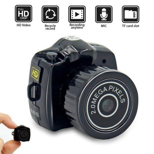 Mini Hidden Camera Nanny Cam Security Camera Video Recorder