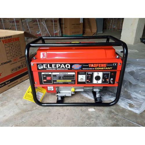 USA Standard 100% Full Cooper Constant Elepaq Generator 2.8kva Manual Type