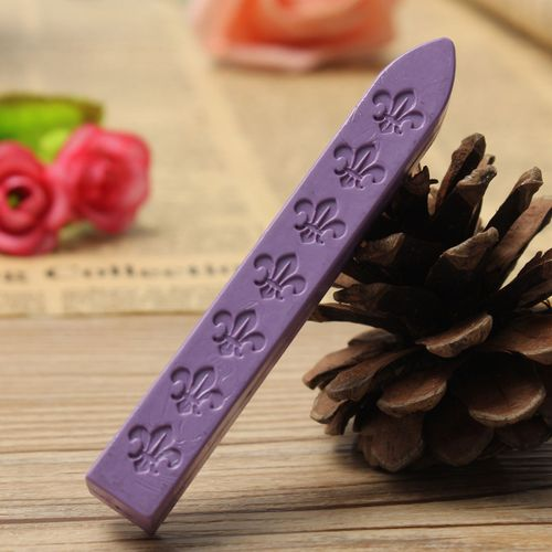 Sealing Wax Stick Seal Candle Wedding Party Letter Postcards Decoration