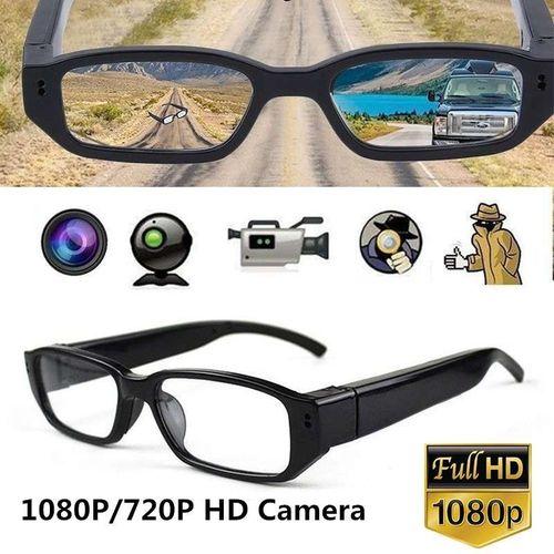 HD Hidden Mini Camera Glasses Eyewear DVR Video Recorder