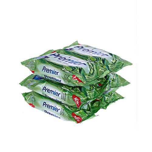Aloe Vera Toilet Soap 200g: Pack of 6