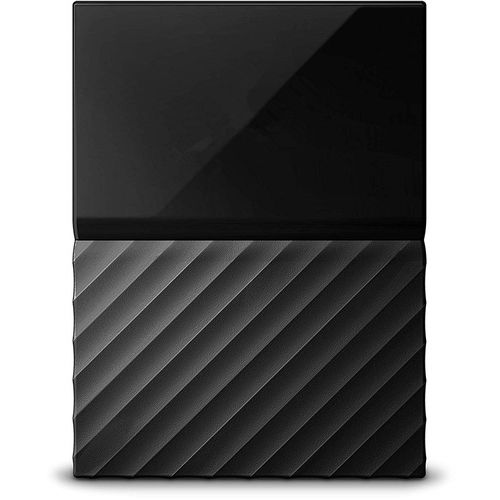 1TB My Passport External Hard Drive - USB 3.0 (Black)