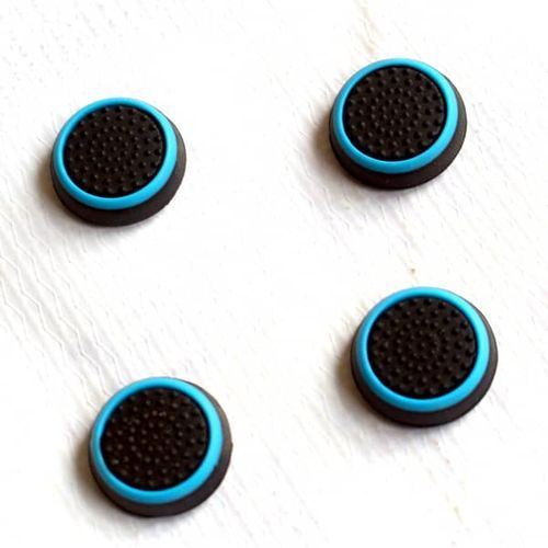 4 In 1 Silicone Joystick Cap Cover For PS4/PS3/Xbox 360