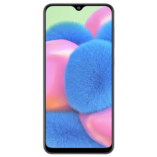 Galaxy A30s 6.4-Inch (4GB,64GB ROM) Android 9.0, (25MP+8MP+5MP)+ 16MP Dual SIM 4000mAh 4G LTE Smartphone - Prism Crush Violet (BF19)
