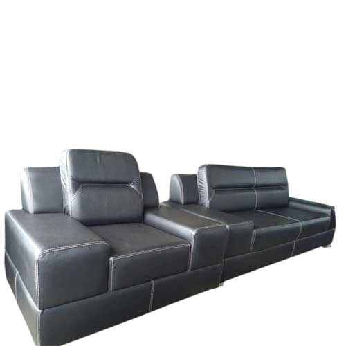 Black Elderonne 7 Seater Sofa Set
