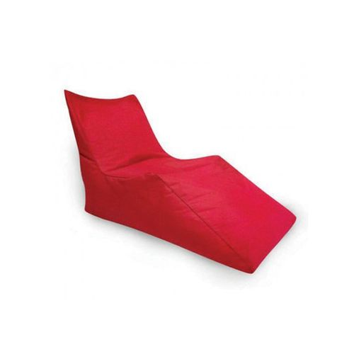 Contemporary Bean Bag Chair - Red (Delivery To Lagos Only)