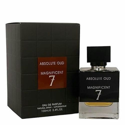 Absolute Oud Magnificent 7 Edp 100ml