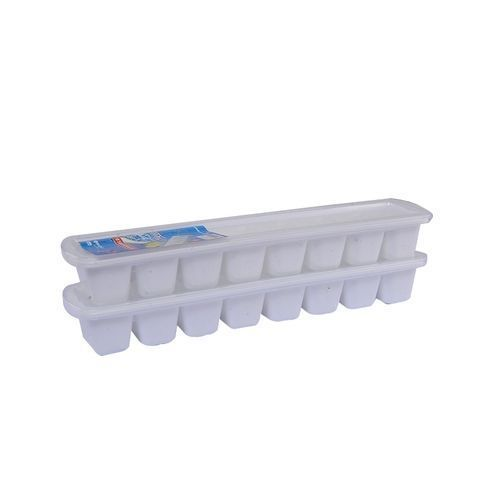TRAY - Plastic Ice Tray 2 Pieces With Cover